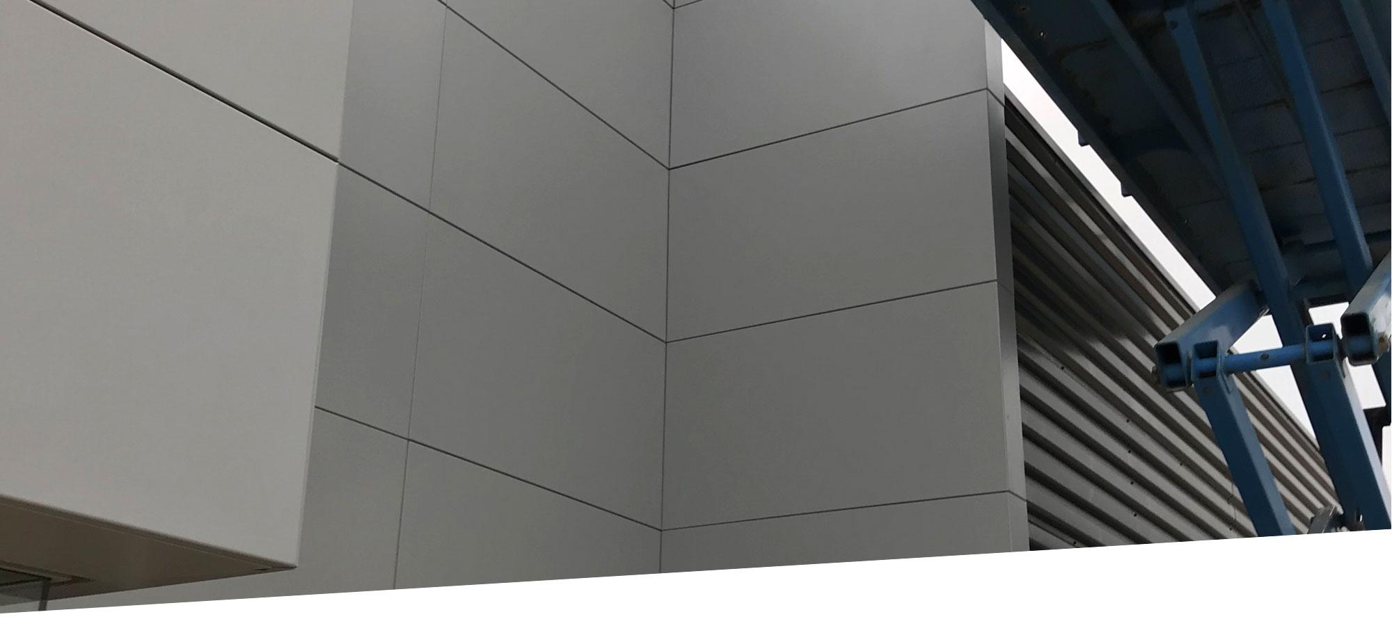 CICM réalisation garage porsche luxe
