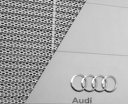 CICM realisation Garage Audi