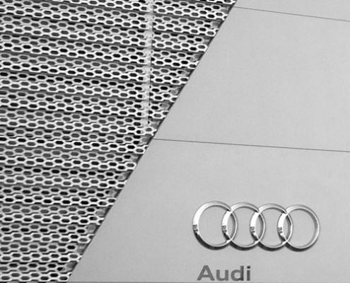 CICM realisation Garage Audi